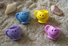 5 Smiley Mugs DIY Bird Toy Parts Bird Toy Making Great for Foraging Crafts