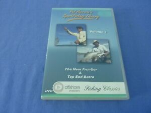 Rod Harrison's Sport Fishing Library DVD Volume 1 R0 Free Tracked