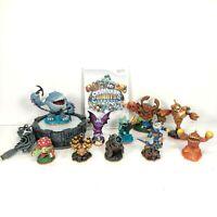 Nintendo Wii Skylanders Giants Bundle: Game, Portal & 11 Figures Lot TESTED EUC