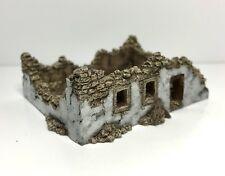 15mm Wargame Buildings - 15mm Wargame Scenery - 15mm Terrain- Flames Of War