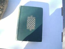 Vintage Allan Troy Chess Book-ULTRA RARE 150 YEAR OLD BOOK