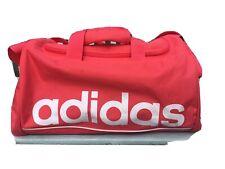 adidas Gym Sports Kit Bag Red