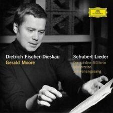 DIETRICH FISCHER-DIESKAU - SCHUBERT-LIEDER/DIE SCHÖNE MÜLLERIN/+  21 CD  NEU