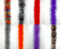 MARABOU BOA 22 Grams 72 Inches In Length 50+ Colors! Costume/Halloween/Bridal