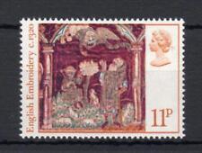 11P NATALE 1976 Unmounted MINT su carta non rivestito CAT £ 75