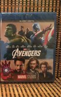 Marvel's The Avengers (Blu-ray, 2017)Thor/Captain America/Hulk/Iron Man/Loki
