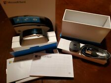 Microsoft Band 2 - w/ Original Boxes & Accessories - strap cut - good screen