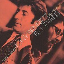 NEW Complete Tony Bennett/Bill Evans Recordings [2 CD] (Audio CD)