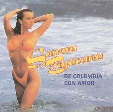 Sonora Tropicana : De Colombia Con Amor CD