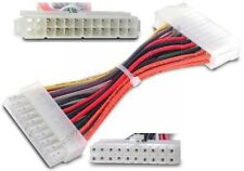 24pin Power Supply Cable~20pin Motherboard Connector BTX/ATX Cord/Wire Adapter