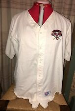 VTG 90s Boston Red Sox Jersey MLB Baseball The Game Mens Large
