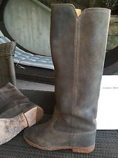 Isabel Marant Cleave Keilabsatz/Wedge Stiefel Gr.39 bronze Top wie Neu !!