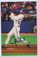 JOHN OLERUD Autographed Signed Postcard - TORONTO BLUE JAYS AUTO, MLB Baseball