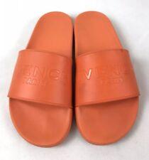 9a47d31d2ddbe4 Givenchy Paris men s Beach Flip Flop Slides Sandals Orange size 40EU   7US