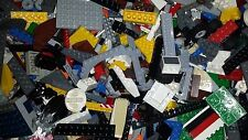 Lego Lot 500 LEGOS brick plates part Loose pieces Star Wars City Superhero 1.5lb