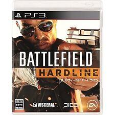 Used PS3 Battle Field Hard Line Japan Import