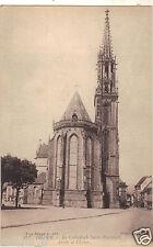 68 - cpa - THANN - La cathédrale Saint Thiébault