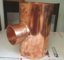 """NIBCO Copper Reducing Tee -- 5""""x 5""""x 2-1/2"""""""