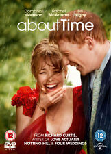 About Time [DVD] 99p