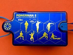 POWERMAN 2 Koelbel 80 Bodyflex FITNESS Computer BOX Neu ISOKINATOR Anleitung OVP