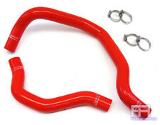 HPS Reinforced Silicone Radiator Hose Kit - Civic CRX 1.6L B16A VTEC 88-91 Red