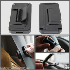 2x Car Smart Seatbelt Adjuster Clip Buckle Shoulder Relax Neck Comfort Supports