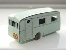 *(S) lesney matchbox BERKELEY CAVALIER CARAVAN - 23 rare pale green