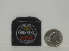 Vtg. Guinness Beer Small Embroidered Label