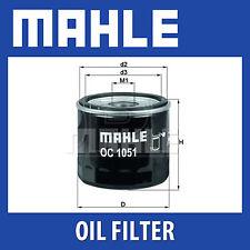 MAHLE Oil Filter - OC1051 (OC 1051)  - Genuine Part