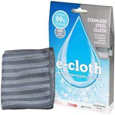 E-cloth cucina in acciaio inox Panno per la pulizia - Clean Dry & LUCIDI CON