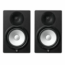 Yamaha HS8 Powered Studio Monitor 120W Black (2-pack) *Brand NEW*