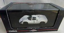 Ebbro 1/43 Porsche 910 Launch Model 1967 White Diecast Car 43639 #1