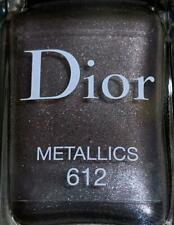 Dior nail polish 612 metallics rare limited edition 2017
