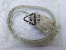 RS232 DB9 Com Port Serial (female) to RJ-45 Cable (Grey)