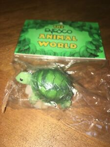 "NIP NOS The Animal World Miniature 1"" Figurine by Enesco: Turtle 979716"