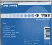 MONTY PYTHON-The Meaning Of Life - Soundtrack CD-Brand New-Still Sealed
