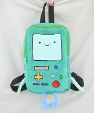 Adventure Time BMO Beemo Soft Plush Backpack School Bag Bags for Kids