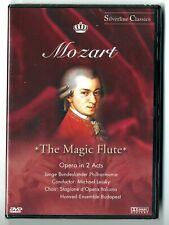DVD / MOZART - THE MAGIC FLUTE (MUSIQUE CONCERT) NEUF SOUS BLISTER
