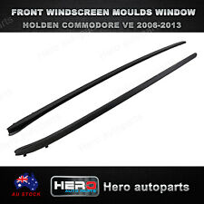 NEW HOLDEN COMMODORE VE 2006-2013 FRONT WINDSCREEN MOULDS WINDOW SEALS