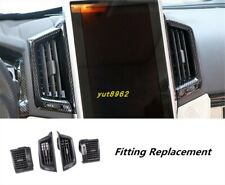 Car Central Control Air Outlet Trim For Toyota Land Cruiser LC200 2016-2019