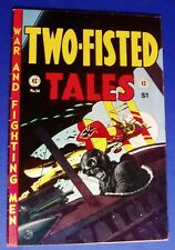 EC Classic 9 Two-Fisted Tales 34, Published by EC 1974 in 1973 series. VFN.