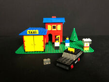 Lego 368 Taxi Station Classic City Stadt Town original Baseplate