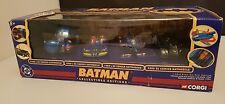 CORGI Batman serie 77312, Box Set di 4 veicoli di Batman in scala 1:43. col EDT