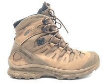 Salomon Quest 4D GTX Gore-Tex Ortholite Brown High Ankle Hiking Boots Men's 10.5