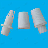 25x White M10 Thread Cable Wire Cord Grip Pendant Light Sockets, Lamp Fitting