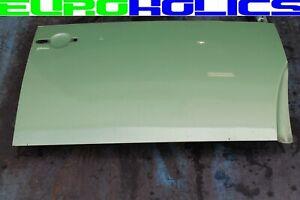 OEM Volkswagen Beetle 03-10 CONVERTIBLE Right Front Passenger Door Shell GREEN