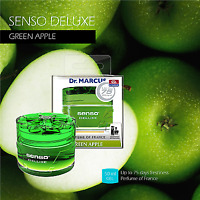 Dr.Marcus Green Apple Senso DELUXE Car Home AIR FRESHENER Perfume Gel 50ml