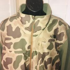 The North Face Denali 2 Fleece Jacket Camo Print Men's XXL