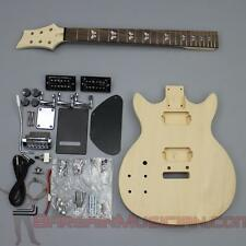Bargain Musician - GK-008L - LEFT Hand DIY Unfinished Project Luthier Guitar Kit