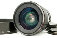 【Rare! MINT w/ Hood】 Canon New FD NFD 24mm f/1.4 L Wide Angle MF Lens From JAPAN